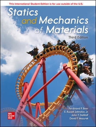 ISE Statics and Mechanics of Materials