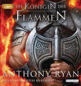 Die Königin der Flammen, 4 MP3-CDs