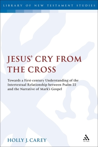 Jesus\' Cry From the Cross