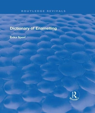 Dictionary of Enamelling