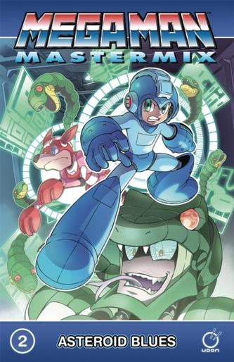 Mega Man Mastermix Volume 2
