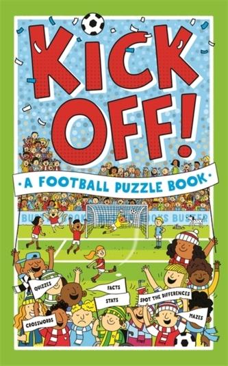 Kick Off! A Football Puzzle Book