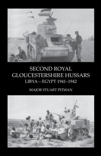 Second Royal Gloucestershire Hussars Libya-Egypt 1941-1942