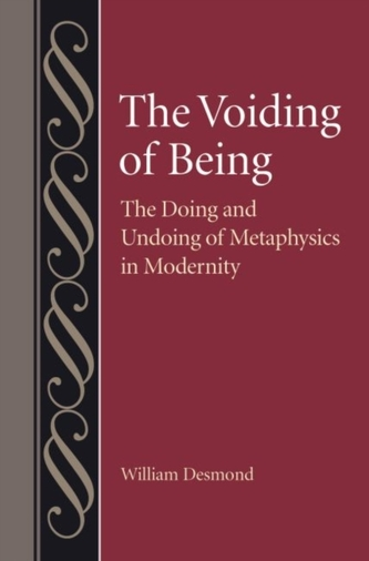 The Voiding of Being