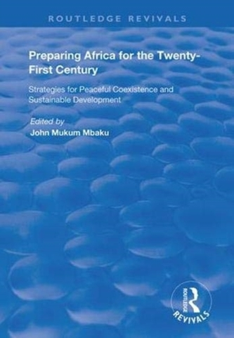 Preparing Africa for the Twenty-First Century