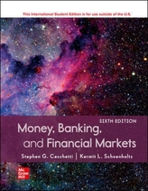 ISE Money, Banking and Financial Markets