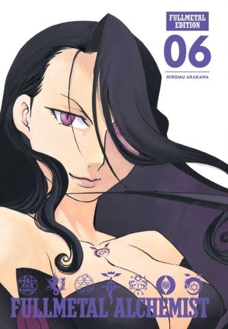 Fullmetal Alchemist: Fullmetal Edition, Vol. 6