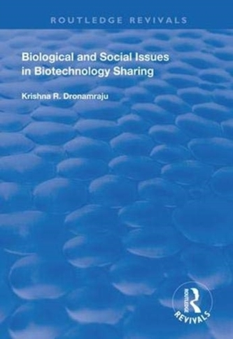 Biological and Social Issues in Biotechnology Sharing