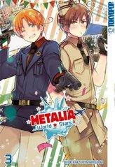 Hetalia - World Stars. Bd.3