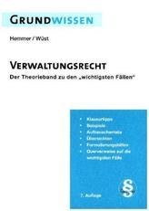 Grundwissen Verwaltungsrecht