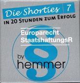 Europarecht, Staatshaftungsrecht, Lernkarten
