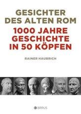 Gesichter des alten Rom