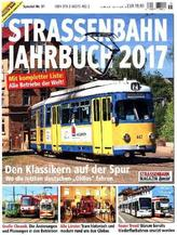 Straßenbahn Jahrbuch 2017