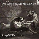 Der Graf von Monte Christo, MP3-CD