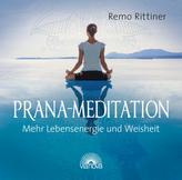 Prana-Mediation, 1 Audio-CD