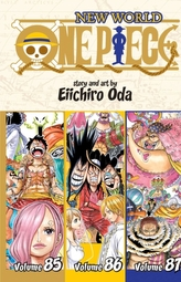 One Piece (Omnibus Edition), Vol. 29