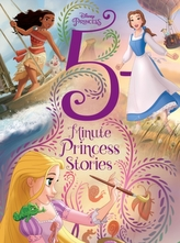 DISNEY PRINCESS 5MINUTE PRINCESS STORIES