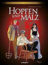 Hopfen und Malz - Gesamtausgabe. Bd.1