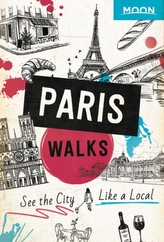 Moon Paris Walks (Second Edition)