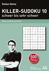 Killer-Sudoku. Bd.10