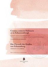 Cronica comecie Holtsacie et in Schouwenberg a Hermanno de Lerbecke.