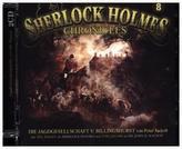 Sherlock Holmes Chronicles - Die Jagdgesellschaft von Billingshurst, 2 Audio-CD