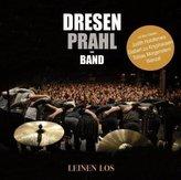 Dresen Prahl und Band - Leinen los, 1 Audio-CD + 1 DVD-Audio (Limitierte Sonderedition)