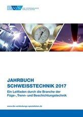 Jahrbuch Schweißtechnik 2017
