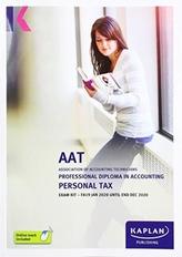 PERSONAL TAX (FA19) - STUDY TEXT