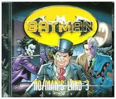 Batman - No Man's Land - Tod, 1 Audio-CD