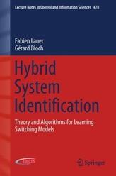 Hybrid System Identification