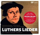 Luthers Lieder, 2 Audio-CDs + 1 Buch (Deluxe-Edition)