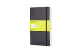 Moleskine soft, Large Size, Plain Notebook