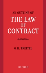 An Outline of the Law of Contract
