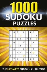 1000 Sudoku Puzzles