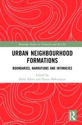 Urban Neighbourhood Formations