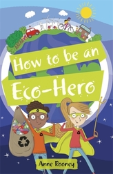 Reading Planet KS2 - How to be an Eco-Hero - Level 8: Supernova (Red+ band)