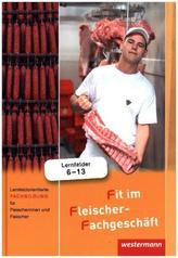 Lernfeldorientierte Fachbildung für Fleischerinnen und Fleischer