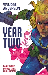 Judge Anderson: Year Two