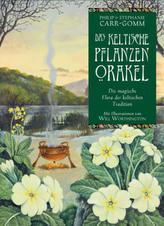 Das keltische Pflanzenorakel, m. Orakelkarten