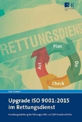 Upgrade ISO 9001:2015 im Rettungsdienst