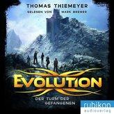 Evolution - Der Turm der Gefangenen, MP3-CD
