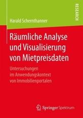 Räumliche Analyse und Visualisierung von Mietpreisdaten