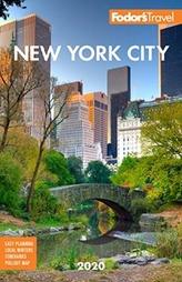 Fodor\'s New York City 2020