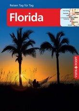 Vista Point Reisen Tag für Tag Reiseführer Florida, m. 1 Karte