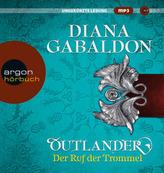 Outlander - Der Ruf der Trommel, 6 Teile, MP3-CD