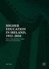 Higher Education in Ireland, 1922-2016