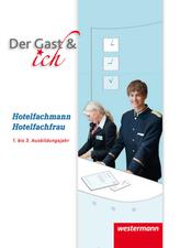 Hotelfachmann/Hotelfachfrau, Schülerband 1. bis 3. Ausbildungsjahr