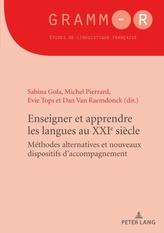 Enseigner et apprendre les langues au XXIe siecle