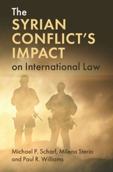 The Syrian Conflict\'s Impact on International Law